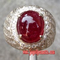 Koleksi Batu Ruby
