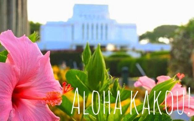 Aloha kākou!