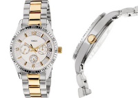 Amazon: Buy Timex Analog Silver Dial Women's Watch at Rs.1799