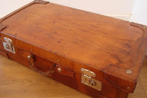 Comprar maletas vintage para decorar