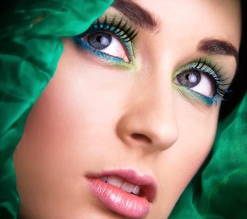 Gambar Mata Indah Wanita Cantik India