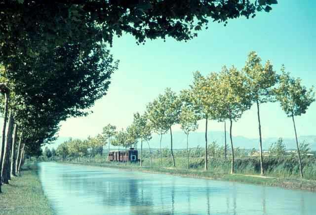 canal delta ebro carrilet delta ebro