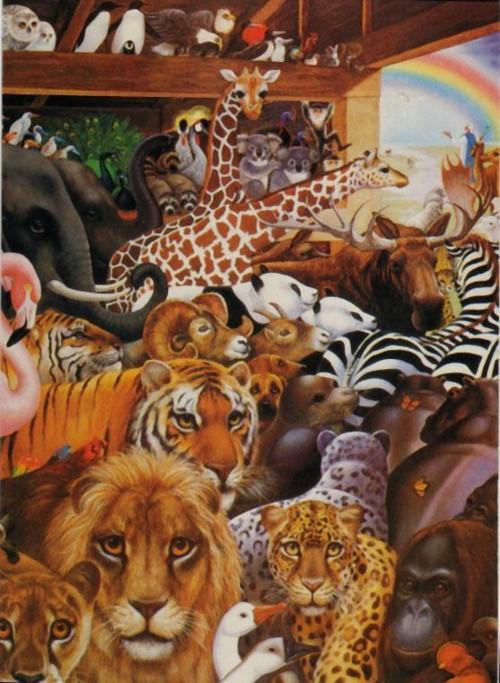 Big Eyes Painting Strange Creatures Artist