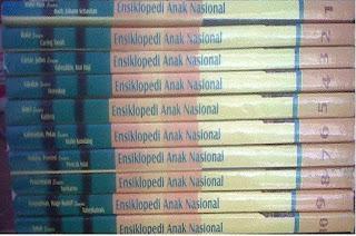 Ensiklopedi Anak Nasional 1-10 Paket