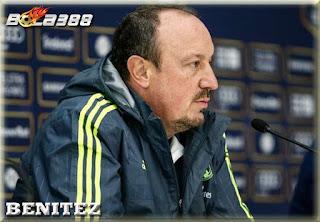 Agen Sbobet Terpercaya:Benitez, Ada Orang Yang Ingin Mengacaukan Real Madrid