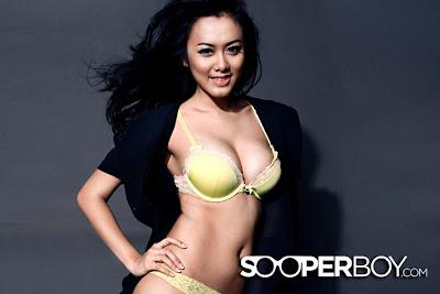 Sexy Photo Bikini Devi Liu 3