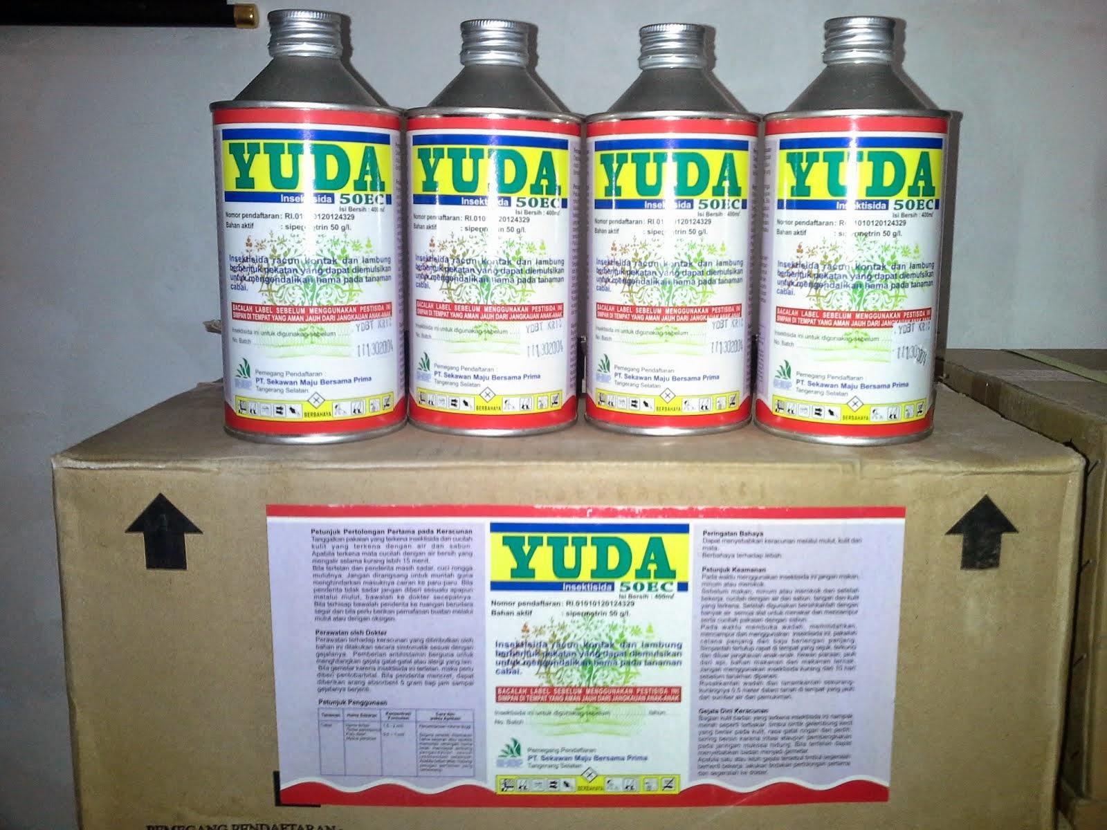 insektisida YUDA 50EC
