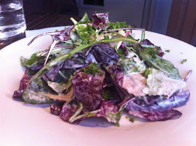 Stitch and Bear - Veal salad at Il Primo