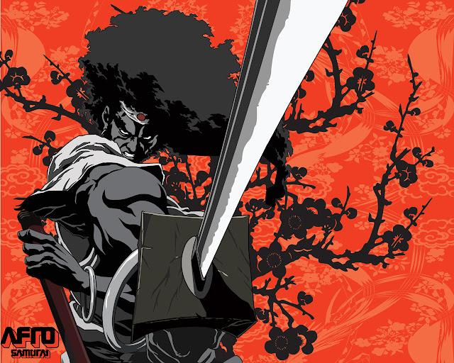 Afro Samurai เเอฟโฟร่ ซามูไร