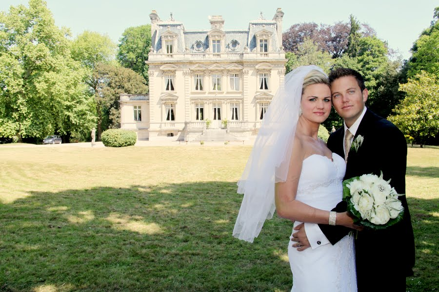 They Knew Wanted To Get Married In A Chateau Outside Paris And That The Wedding Would Have Vintage Shabby Chic
