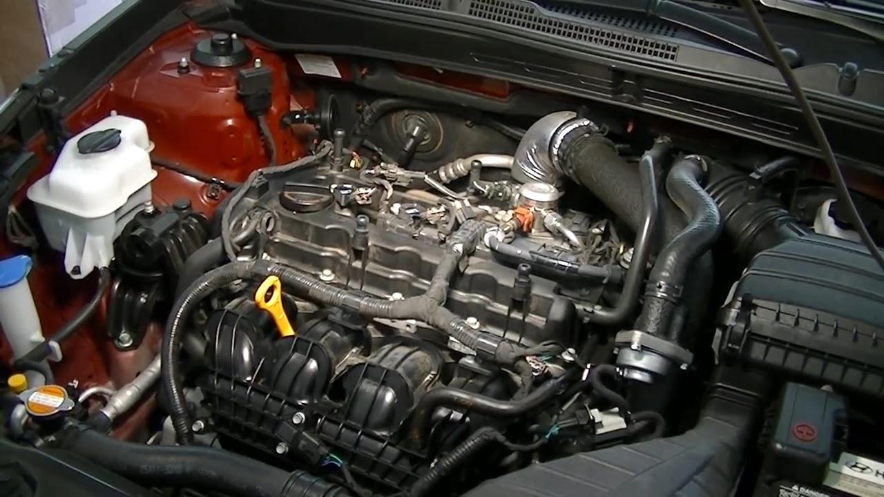 Hyundai Repair How To Spark Plug Check Replacement