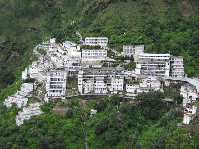माता वैष्णोदेवी यात्रा-भाग १ (मुज़फ्फरनगर से कटरा – KATRA VAISHNODEVI)