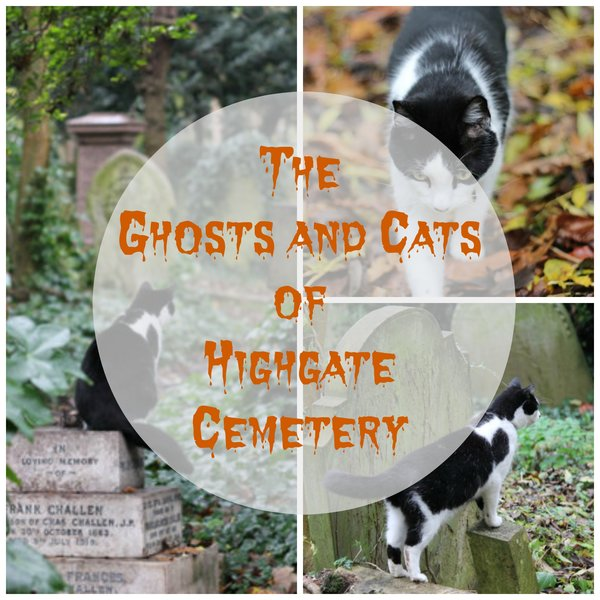 ghosts of highgate cemetery
