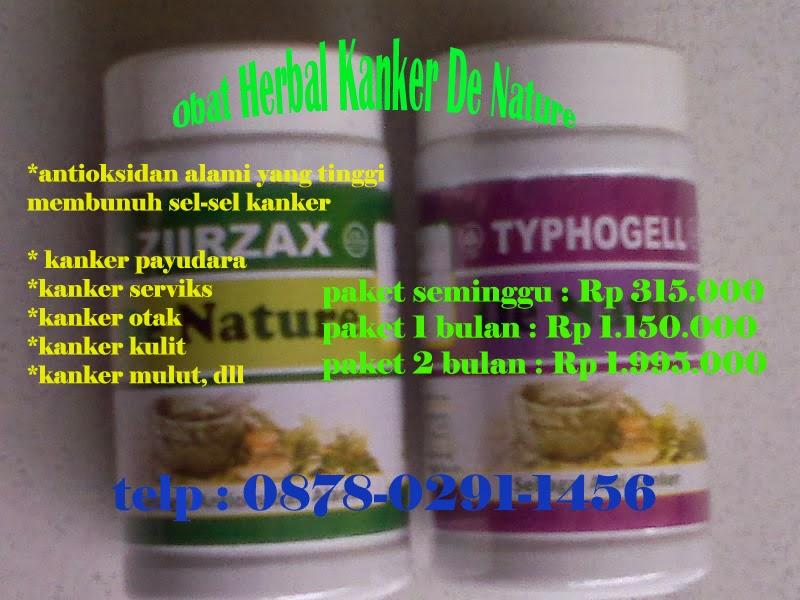 obat herbal kanker de nature yang ampuh