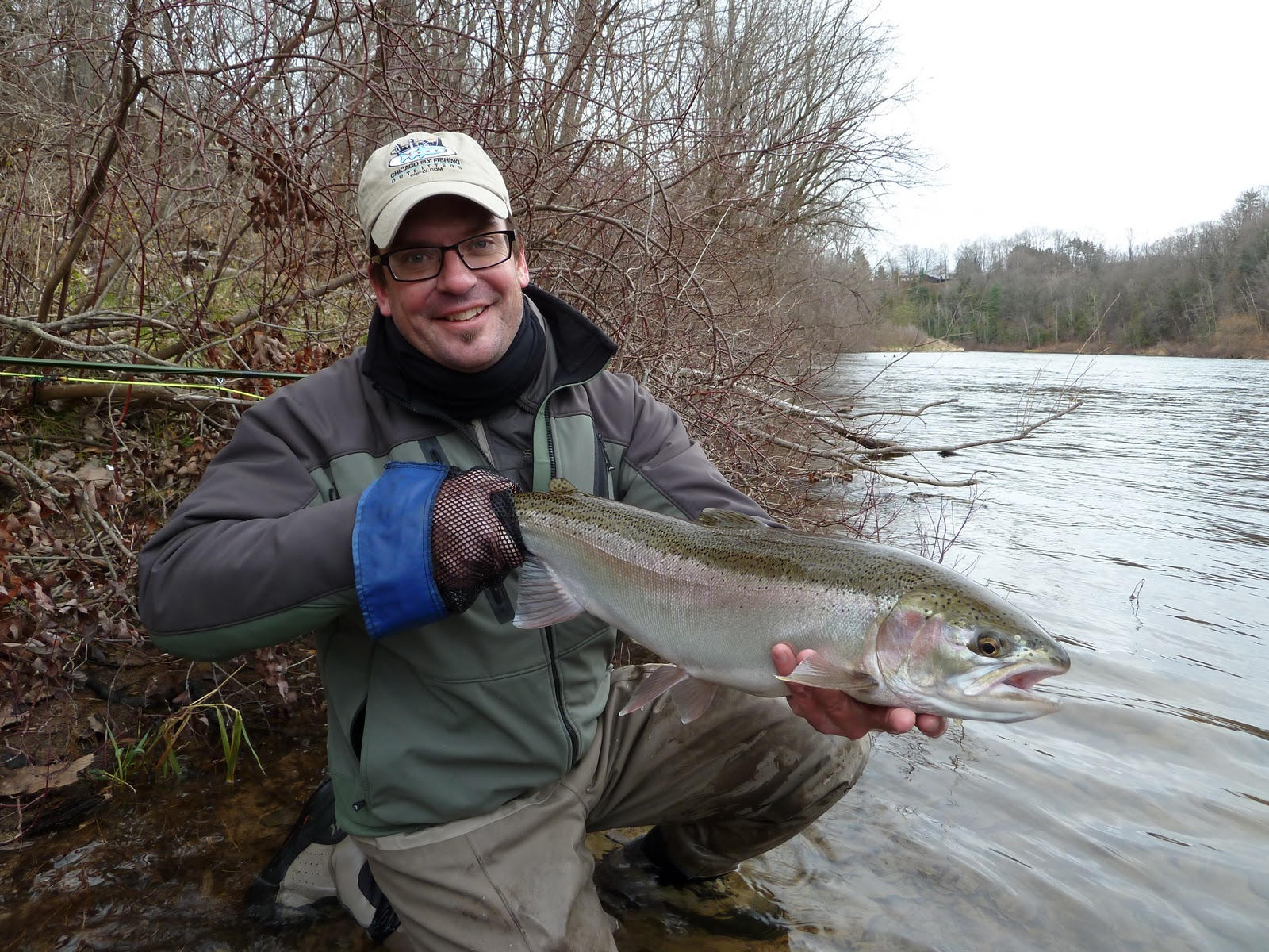 Blog chicago fly fishing outfitters november for Chicago fly fishing outfitters