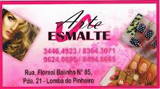 Arte Esmalte   studio hair  \ promoçao