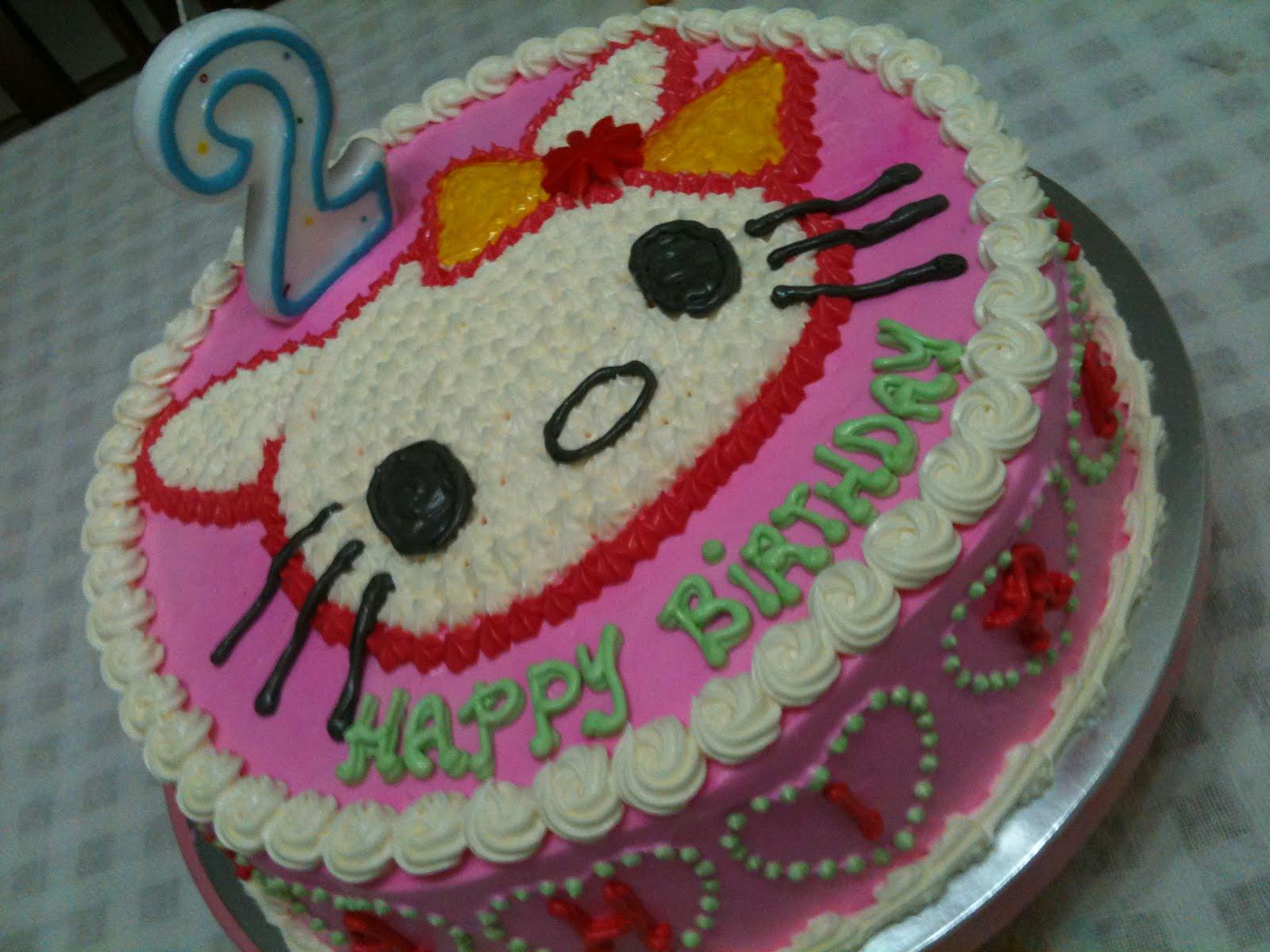 mamabisya cake house hello kitty birthday cake