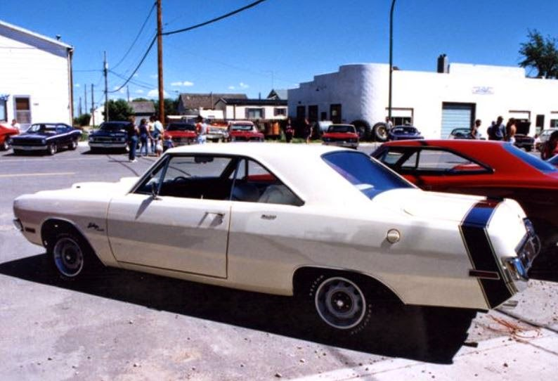 72 dodge dart swinger № 143703