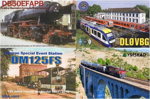 Railway Events 2018