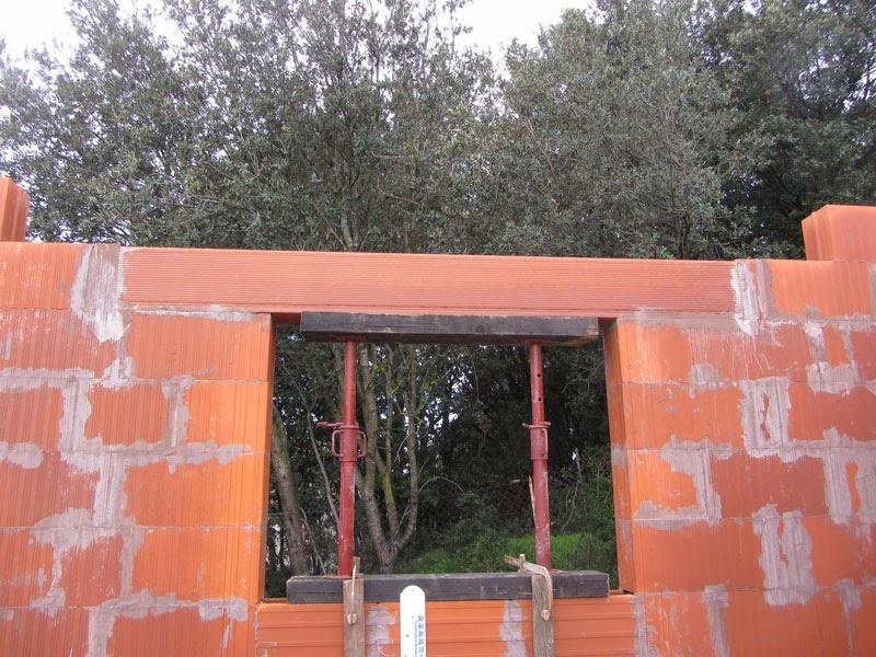 Construire une maison rt2012 zone sismicit mod r e collage des briques - Brique a coller ...