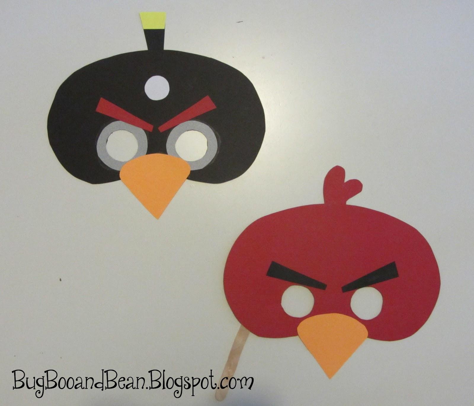 Как сделать angry birds из бумаги своими руками? 61