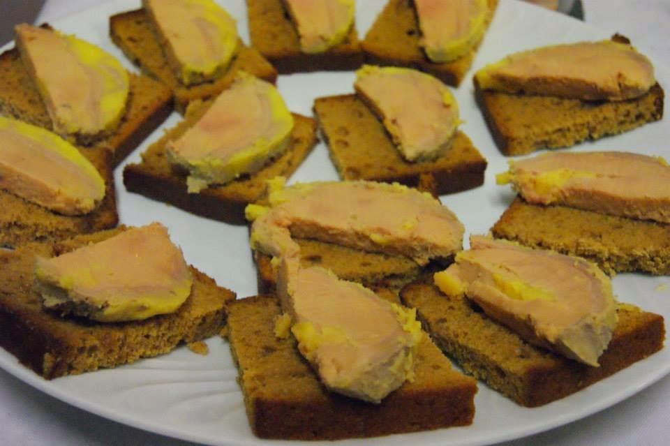 Foie gras maison si facile et tellement bon sugar 39 n 39 sale un blo - Faire foie gras maison ...