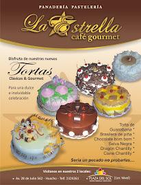 """FESTIVAL DE TORTAS Y PASTELES EN """"LA ESTRELLA"""""""