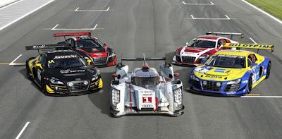 Audi Sport : Réunion familiale