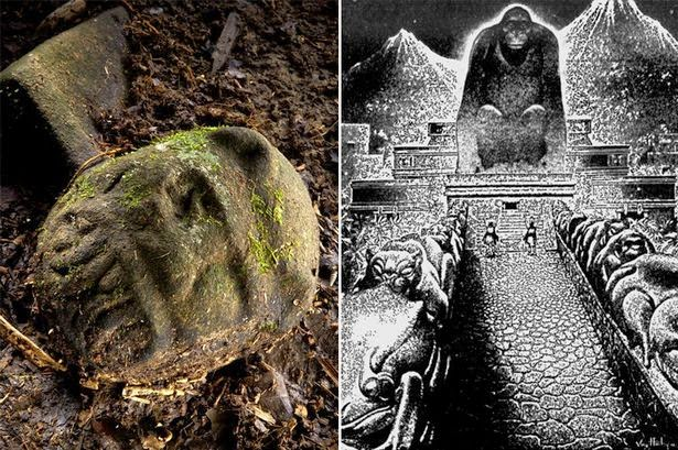 Lost White City of the Monkey God Finally Found