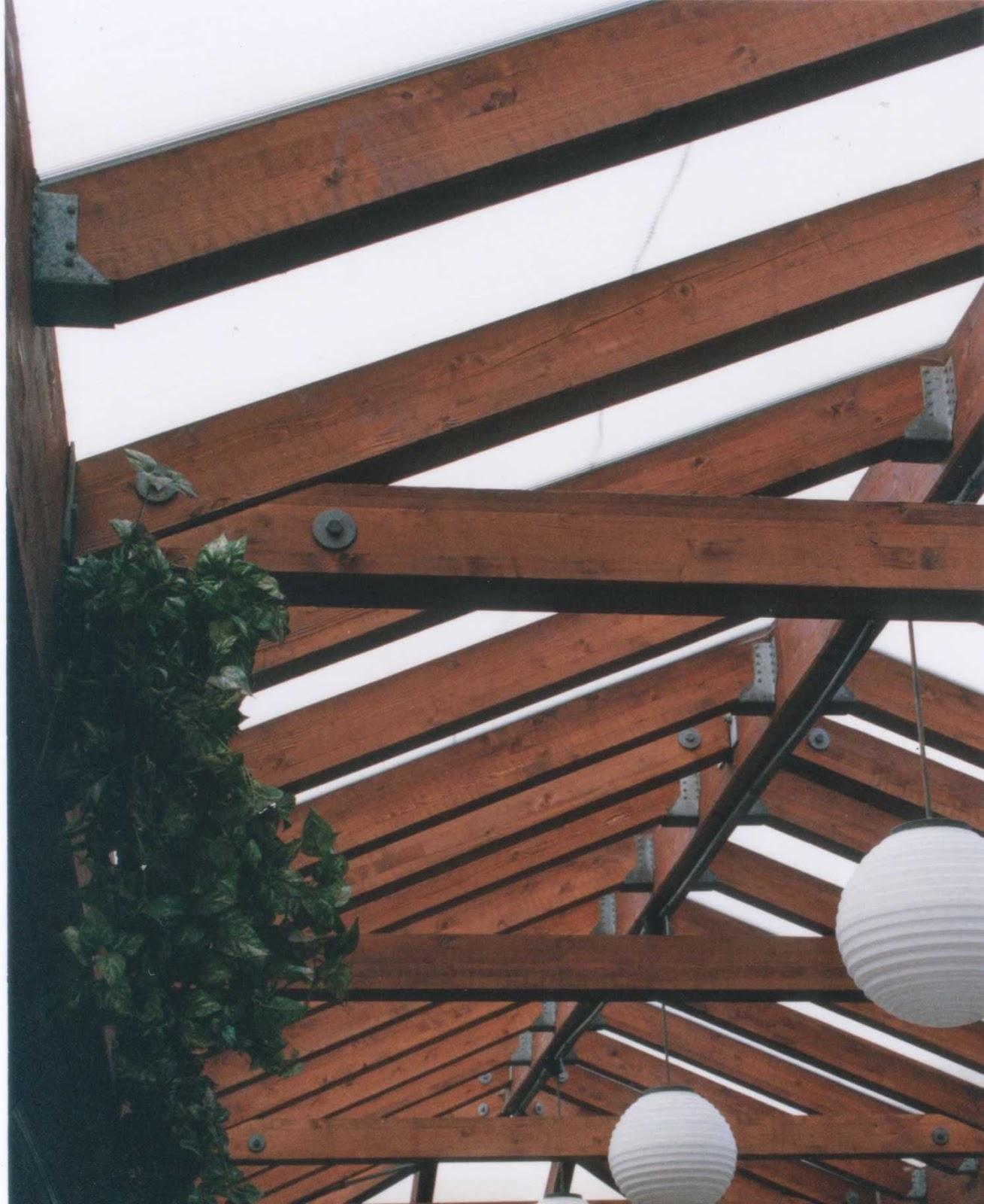 Abatimientos e intersecciones cerchas de madera - Cubiertas de madera ...