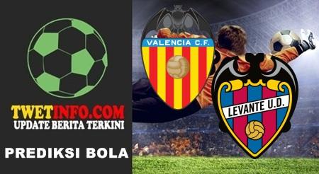 Prediksi Valencia vs Levante