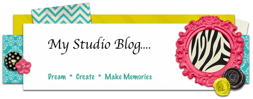 My Studio Blog...