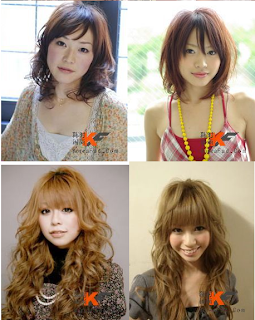 2012 Korean Hairstyles For Women