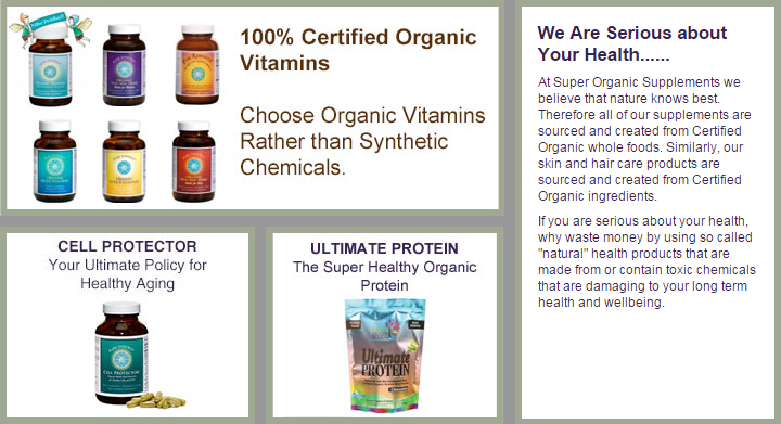 Superorganicsupplements