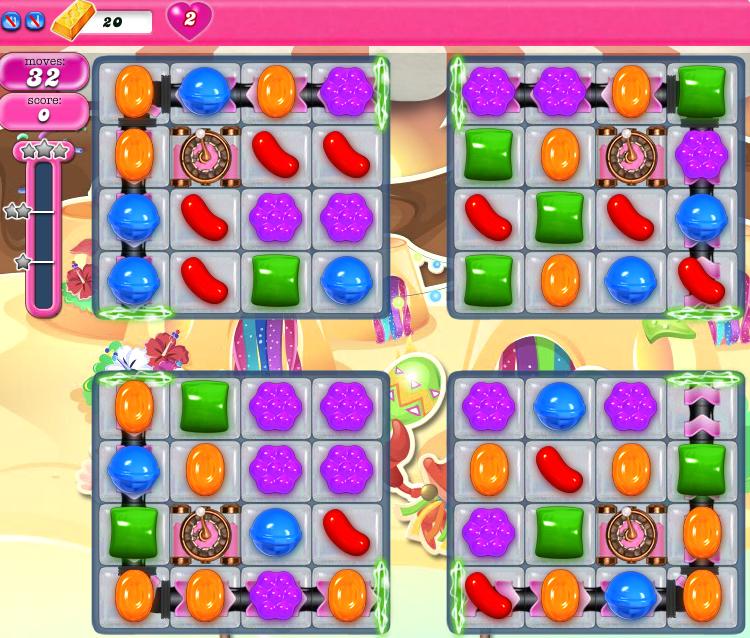 Candy Crush Saga 1335