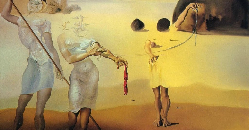 salvador dali vision of hell essay Vision of hell is dali's vision portrayal of death whenever an artist seriously approaches the salvador dali salvador dali was born in spain in 1904 just 9 months before he was born, his older brother died, so his parents found ways to convince him that he was a reincarnation of him.
