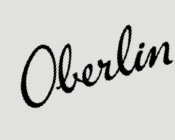 The Oberlin Book Blog