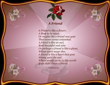 Beautiful Friendship Poems Wallpapers And Pictures For