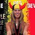 Axelle, Suporter Cantik Belgia yang Hebohkan Dunia Maya