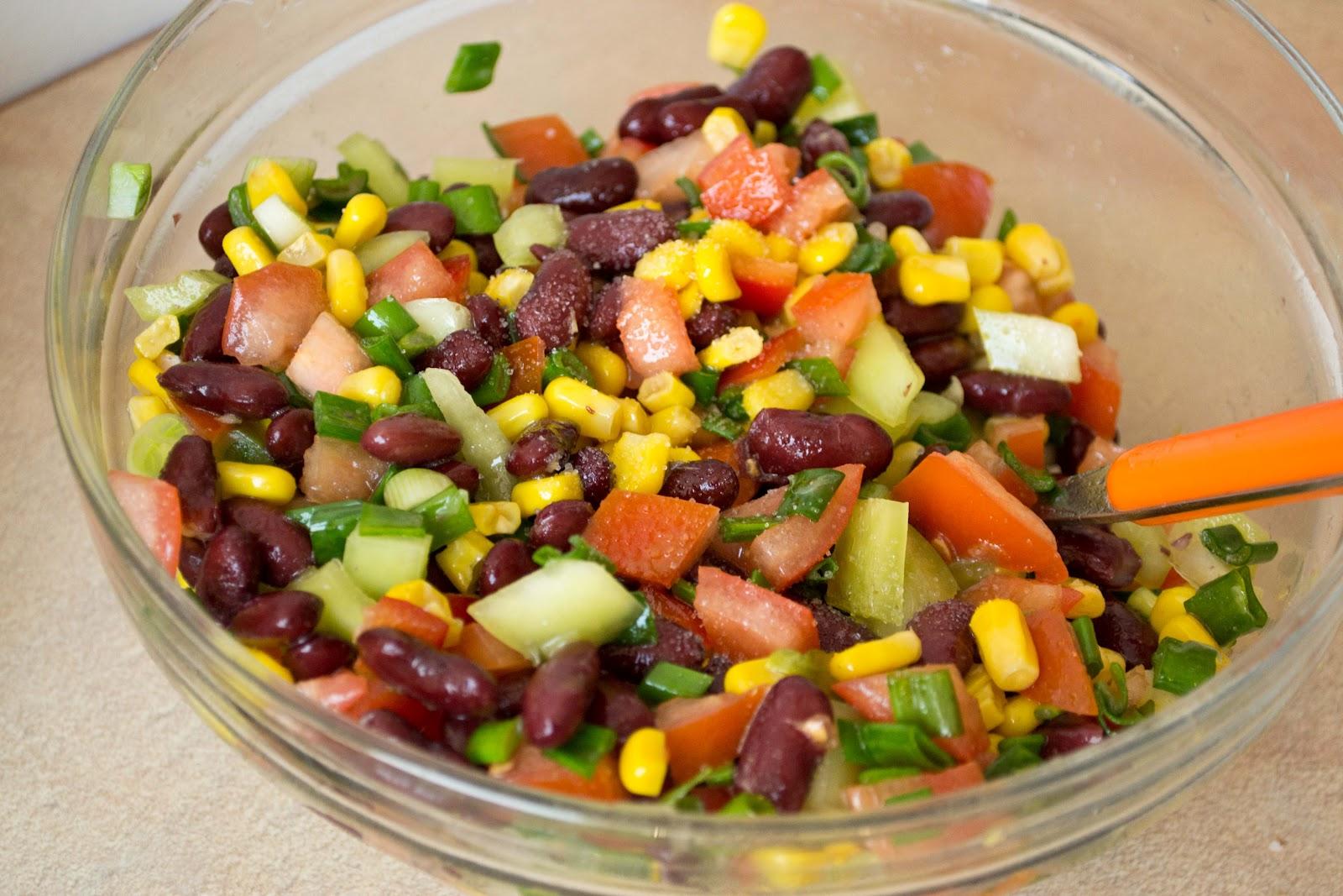 Salate sanatoase pentru slabit