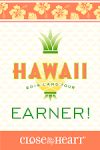 I earned the Hawaii Land Tour!!
