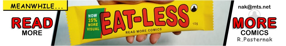 Eat-Less Comics