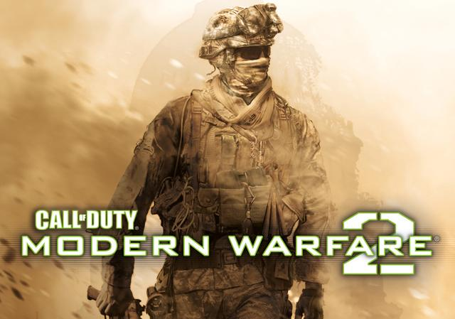 LAN Game : Modern Warfare 2