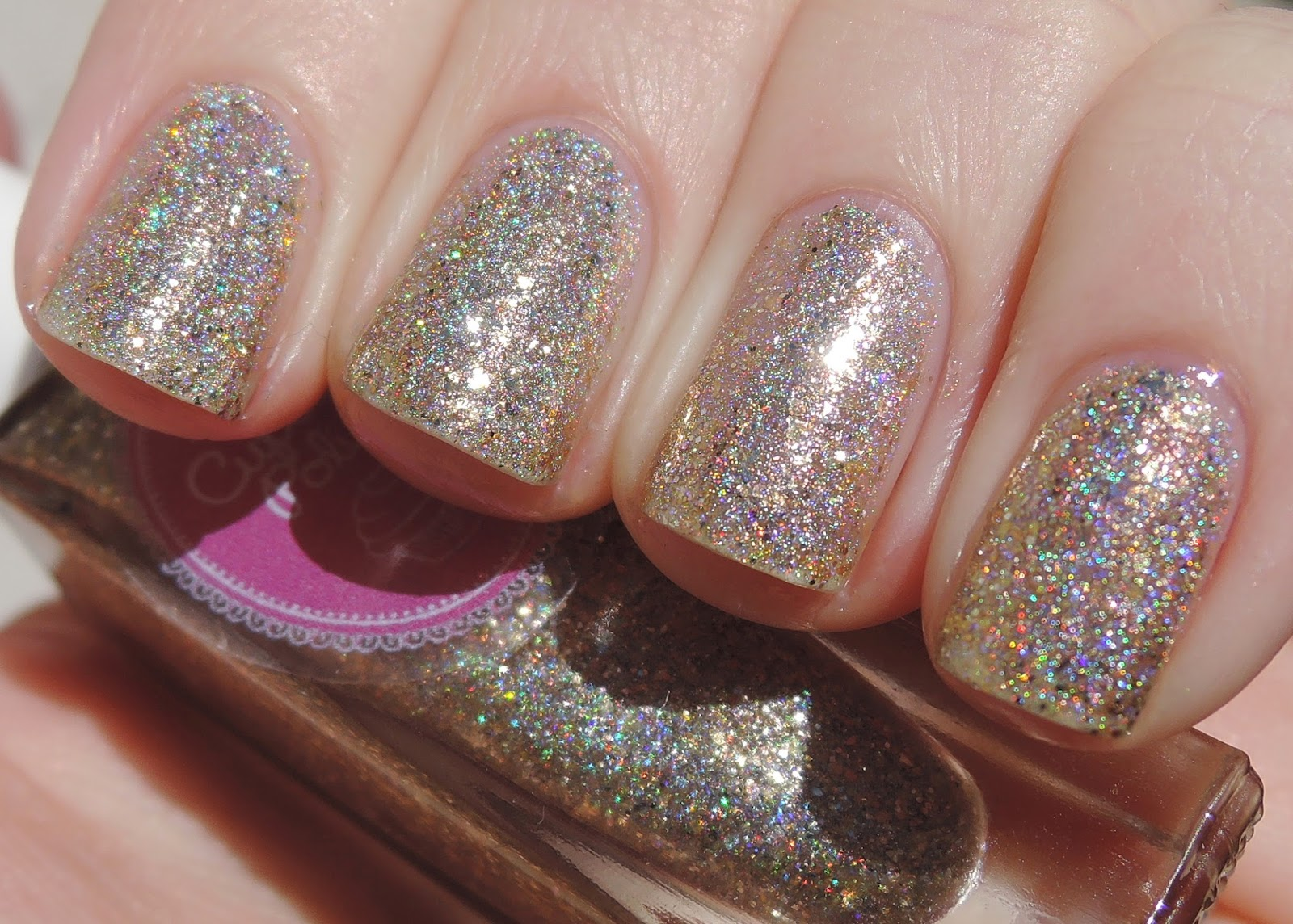 Cupcake Polish Ornamentary My Dear