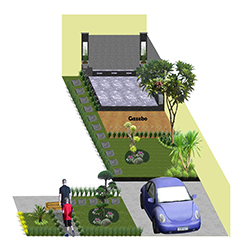 Jasa Pembuatan Taman