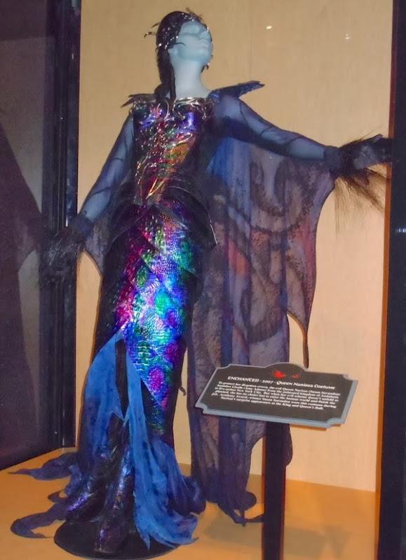 Queen Narissa costume Enchanted