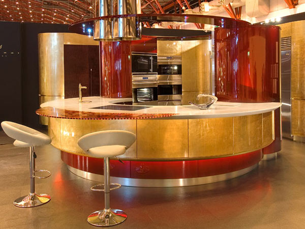The Gallery For Most Expensive Kitchen