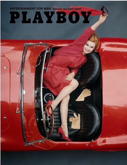 Playboy, August 1963