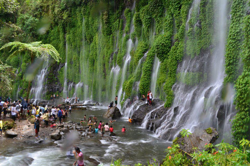 Places To Go For Adventure Asik Asik Falls Alamada Cotabato