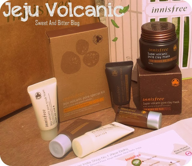 Innisfree Jeju Volcanic Clay Mask
